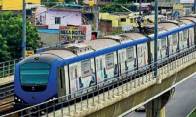 Chennai Metro floats tender for tough tunnelling