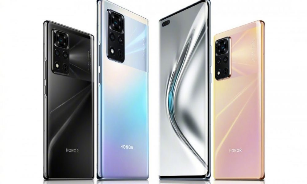 Honor V40 5G is official with Dimensity 1000+, 50MP main camera