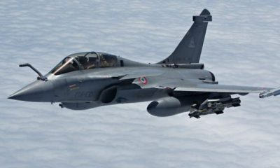 Indian, French Rafale Fighters Begin Bilateral Air Exercise In Rajasthan