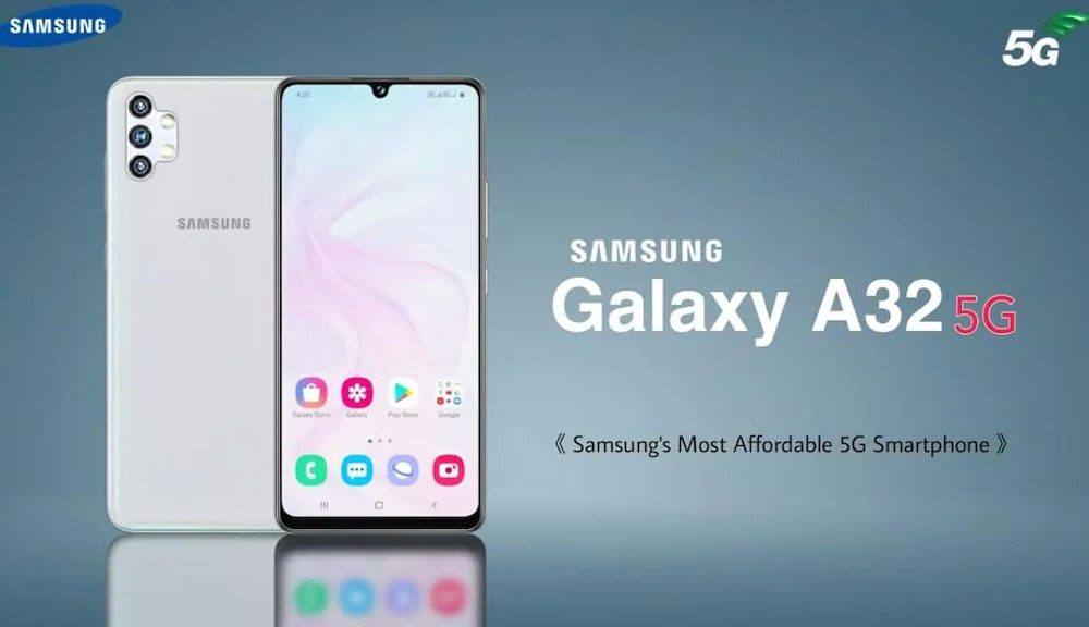 Samsung Galaxy A32 5G launched